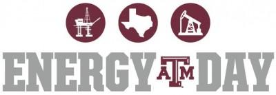 Energy day Texas A&M logo.